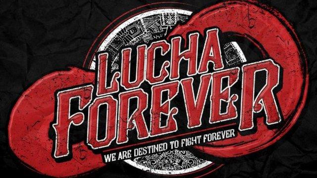 Lucha Forever - A Mod, A Kiwi & An Assassin Walk Into A Bar
