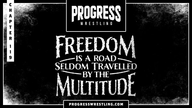 Chapter 119: Freedom Is A Road Seldom Travelled By The Multitude