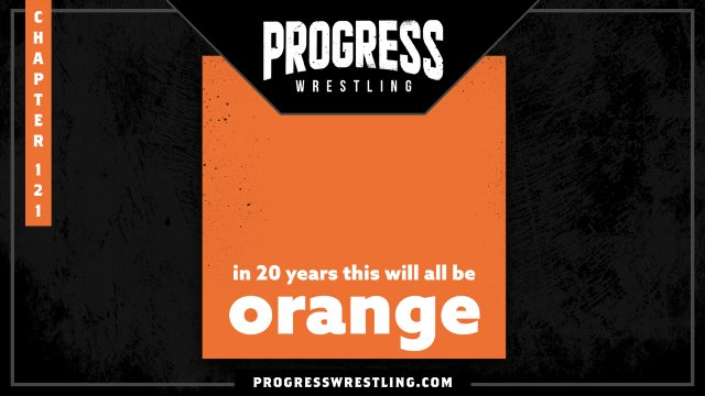 Chapter 121: In 20 Years This Will All Be Orange