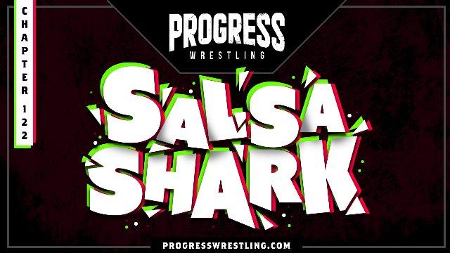 Chapter 122: Salsa Shark