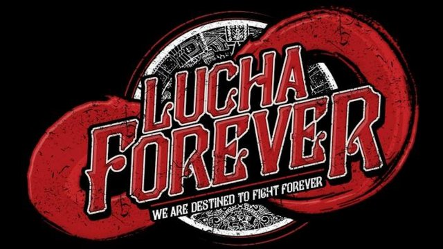 Lucha Forever - Raffle Is The New Main