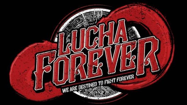 Lucha Forever - Never Touch Another Man's Umbrella
