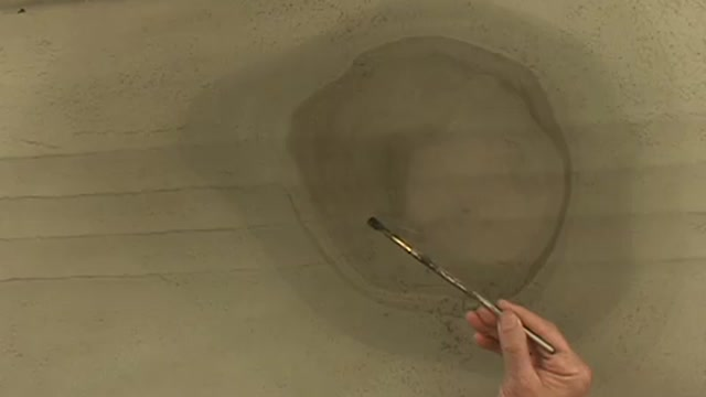 Marbling from Chinese Brush Painting Basics: Lesson 614