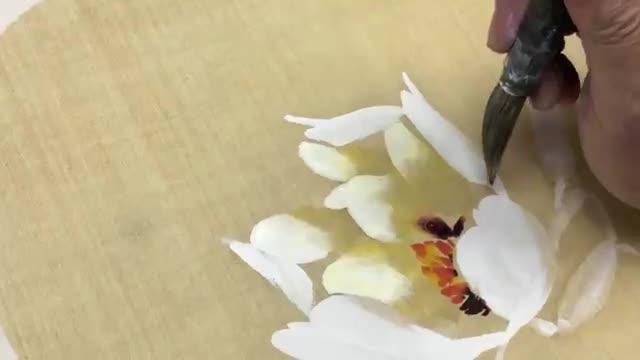 Magnolia Fan