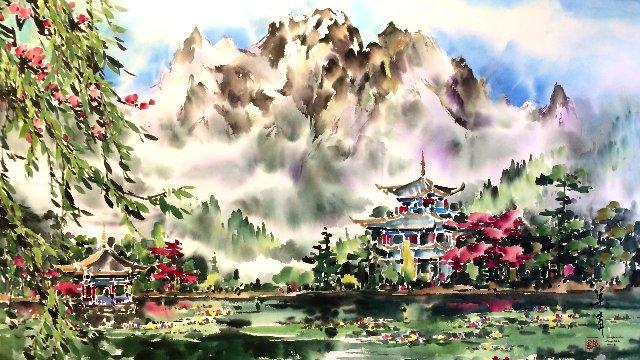 Shangri-La Part 1: Landscape Basics