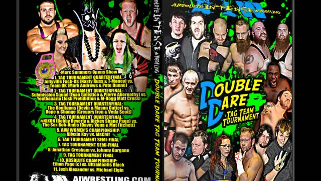 Double Dare Tag Team Tournament - November 1, 2013.