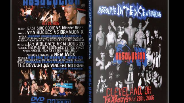 Absolution 1 - May 28, 2006