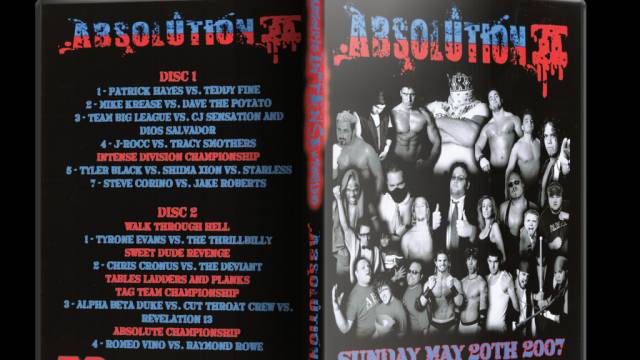 Absolution 2 - May 20, 2007