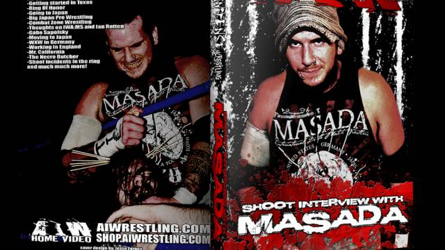 Masada Shoot Interview.