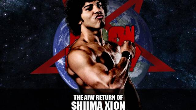 Shiima Xion VS. Ethan Page