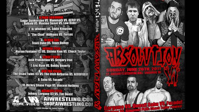 Absolution 6 - June 26, 2011