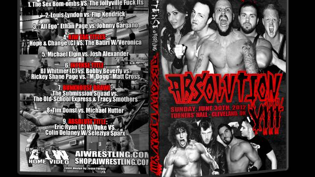 Absolution 8 - June 30,2013