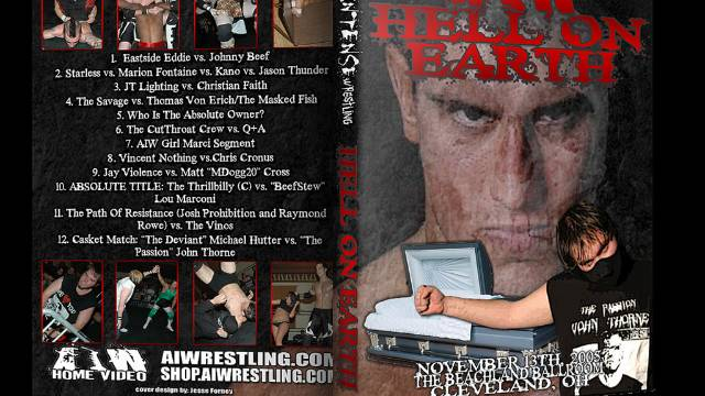Hell On Earth 1 - November 13,2005