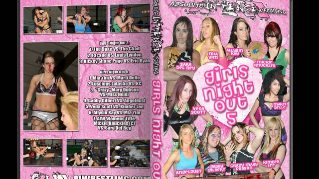 Girls Night Out 5 - January 29, 2012