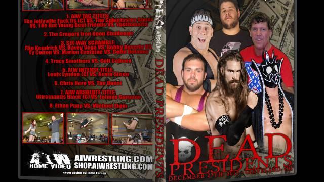 Dead Presidents - December 27, 2013