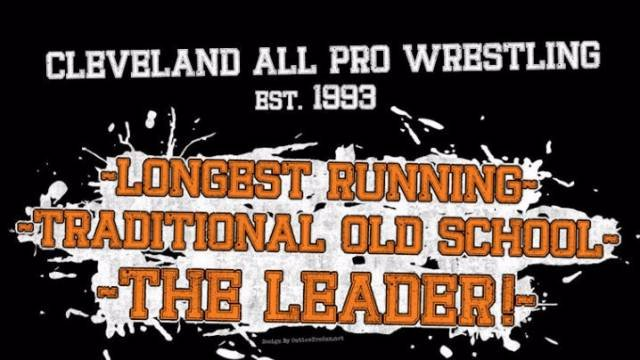 Sports Time Ohio Television Pilot - Cleveland All Pro Wrestling