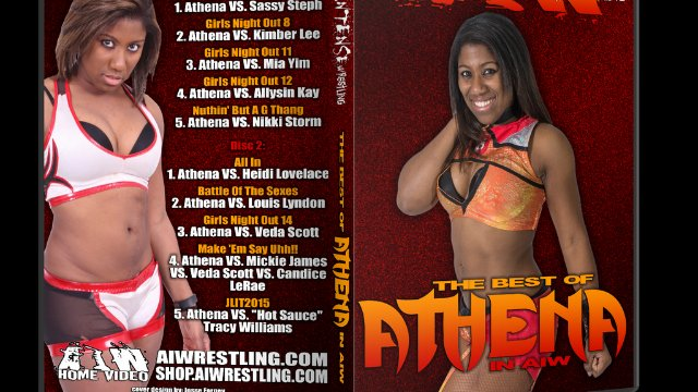 The Best of Athena in AIW .