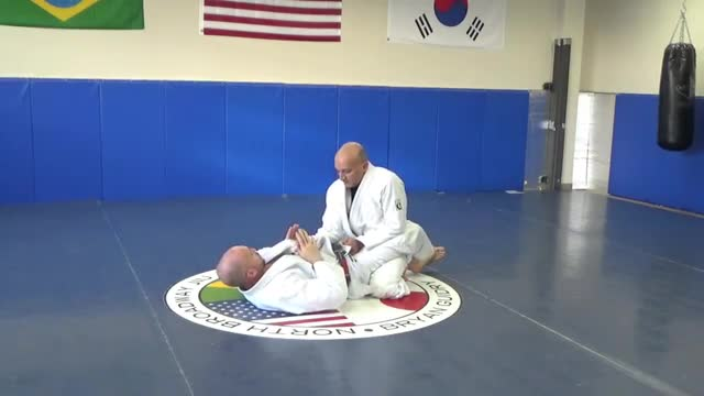 Guard break and sweep