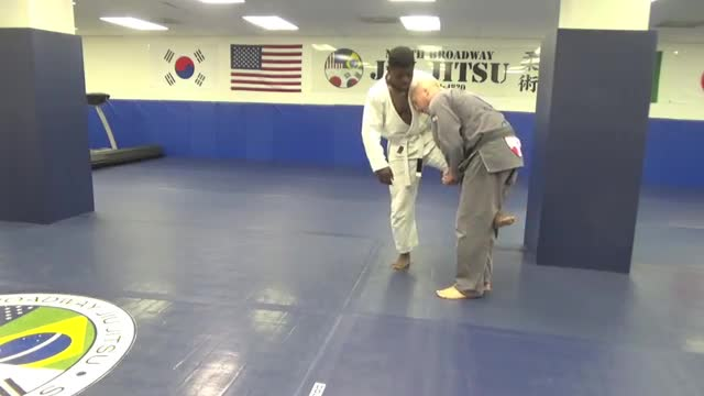Jiu Jitsu single leg