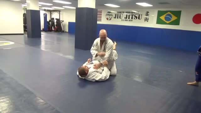 Guard break