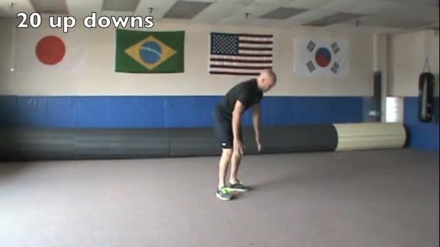 Short workout #7