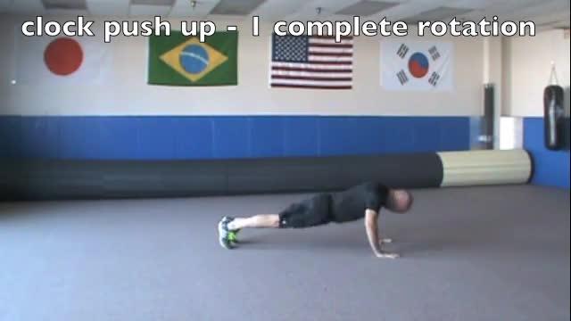 Short  workout #10