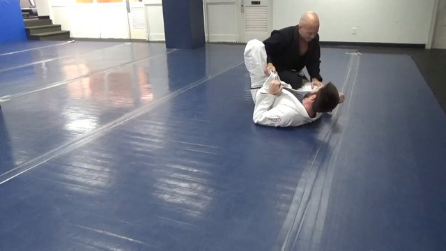 Guard break and pass