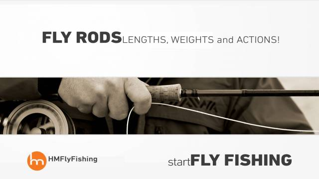 Fly fishing rods explained - Start fly fishing #2