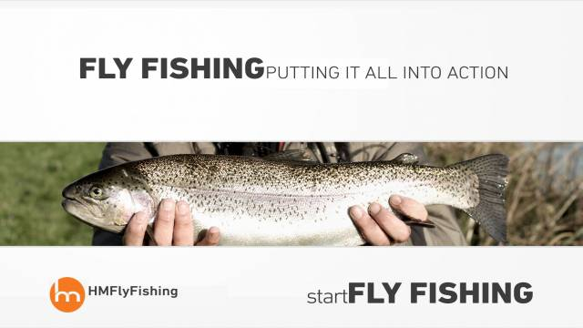 Fishing with flies - Start fly fishing #7