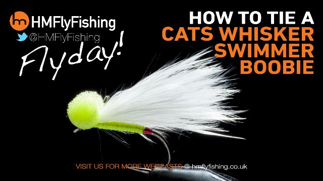 Tying a Cats Whisker Swimmer Boobie fly Pattern
