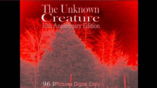 The Unknown Creature - 10th Anniversary Edition