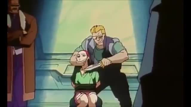 """Art  Of  Fighting""  (Anime)  Crime - Gangster"