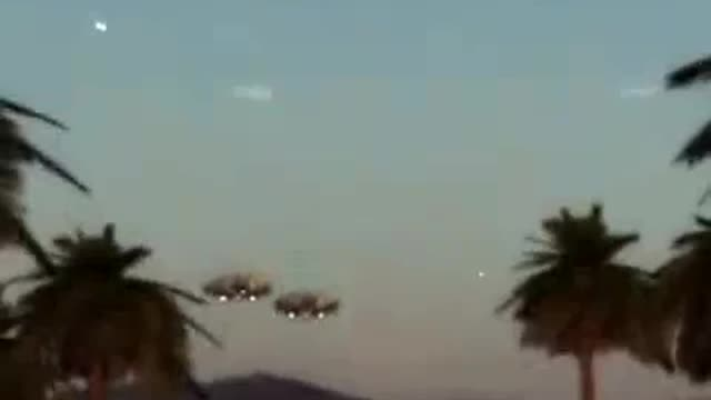 """ UFOs near Bremuda Triangle islands""  - (Reality- footage clip)"