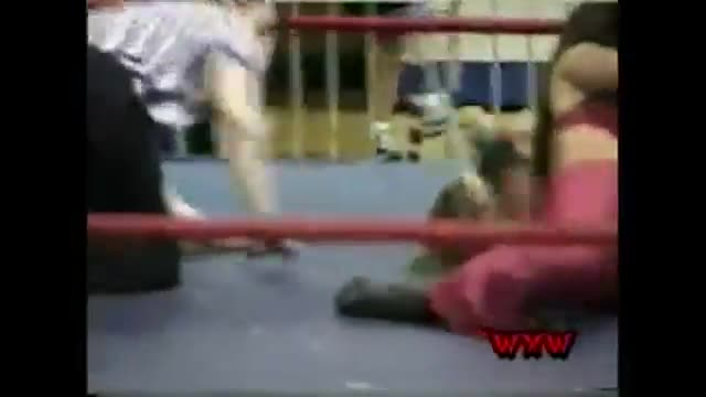 WXW's Elite 8 2002 Women's Tournament- Griffin -vs- Valentina