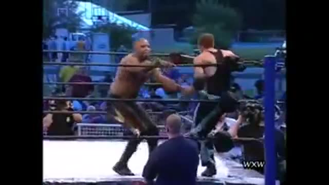 WXW's Sportsfest 2005- Slash -vs- T-Bolt