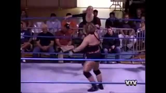 WXW's Elite 8 2008- Amber O'Neal -vs- Lexie Fyfe