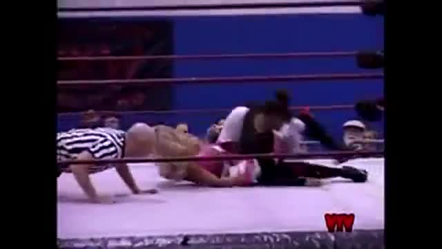 WXW's Elite 8 Women's Tournament 2009- Lace -vs- Lorelai Lee