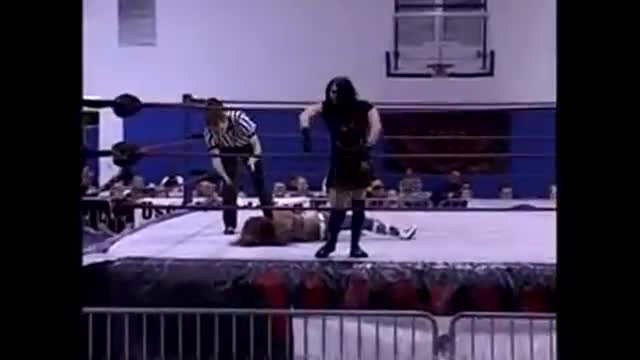 WXW's Elite 8 Women's Tournament 2009- Leva -vs- Kimberly