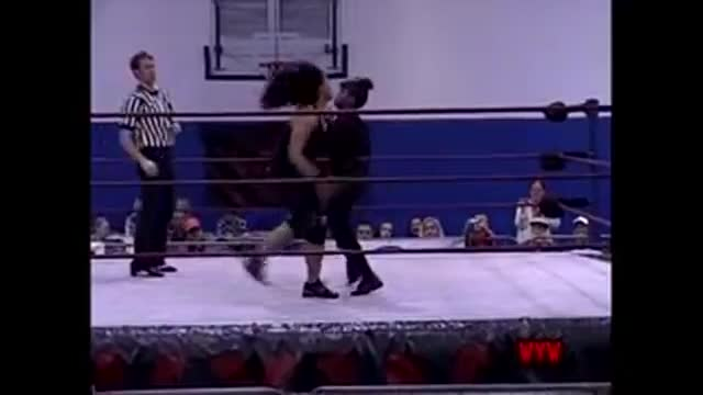 WXW's Elite 8 Women's Tournament 2009- Lace -vs- Sarona Snuka