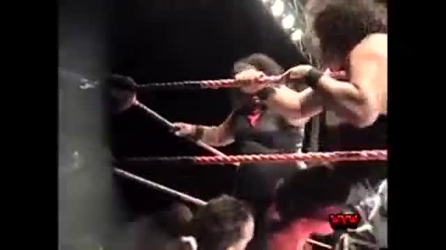 WXW's Sportsfest 2006- Afa Jr. & Samu -vs- Havoc & H2 w/Rob Dimension