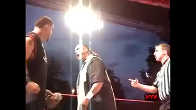 WXW's Sportsfest 2006- Afa Jr. -vs- Samu, Brother -vs- Brother Feud with a surprise twist!