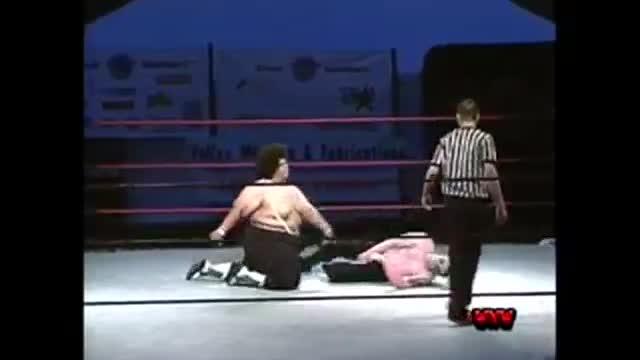 WXW's Sportsfest 2006- Cruiserweight Title Match: Kris Krude -vs- Doctor Spider