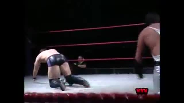 WXW's Sportsfest 2006- Supreme Lee Great -vs- Smooth Tommy Suede
