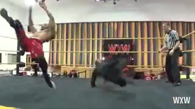 Wild Samoan Tag Team Tournament 2014: The MMs -vs- Tha NuYoRicanz