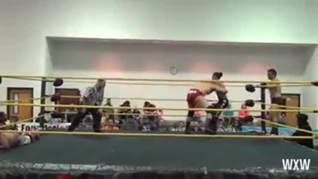 Wild Samoan Tag Team Tournament 2014: The Prophesy -vs- Sean Maluta & Lance Anoa'i