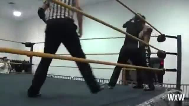 Wild Samoan Tag Team Tournament 2014: Sean Maluta & Lance Anoa'i -vs- The MMs