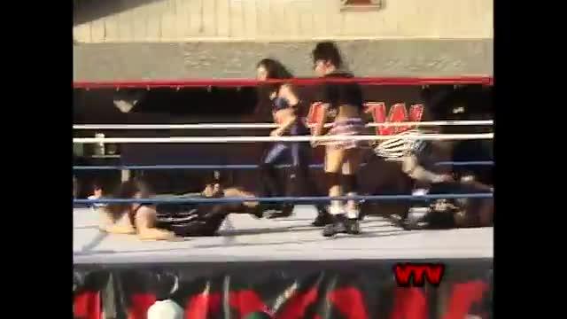 WXW Pennsylvania- Volume 26- Cindy Rogers & Tracy Brooks vs Tara Charisma & Frankie V