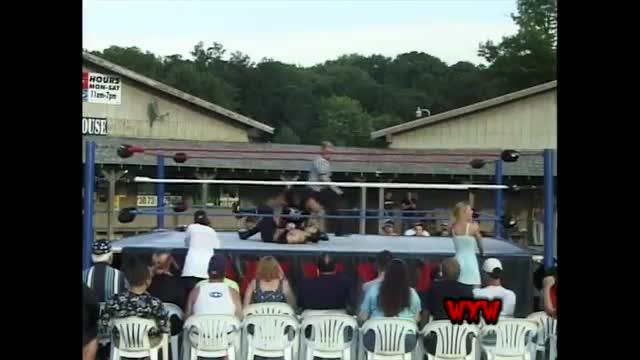 WXW Pennsylvania- Volume 26-  Smooth Tommy Suede vs Havoc