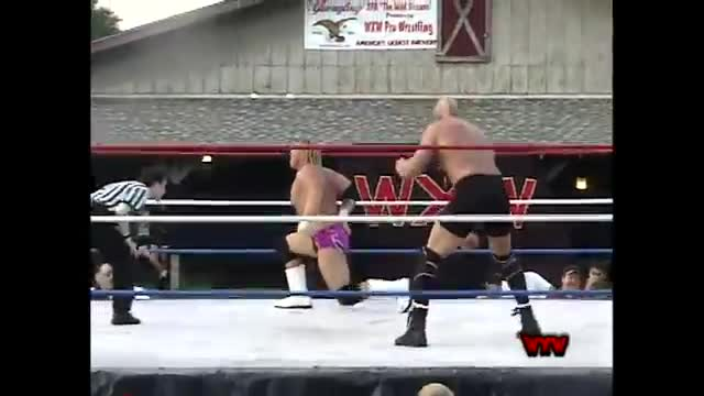 WXW Pennsylvania- Volume 26- Mean Gene Snisky vs X-Treme Billy Dream