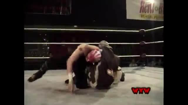 WXW Pennsylvania-Volume 23- Kash Man vs Azrael